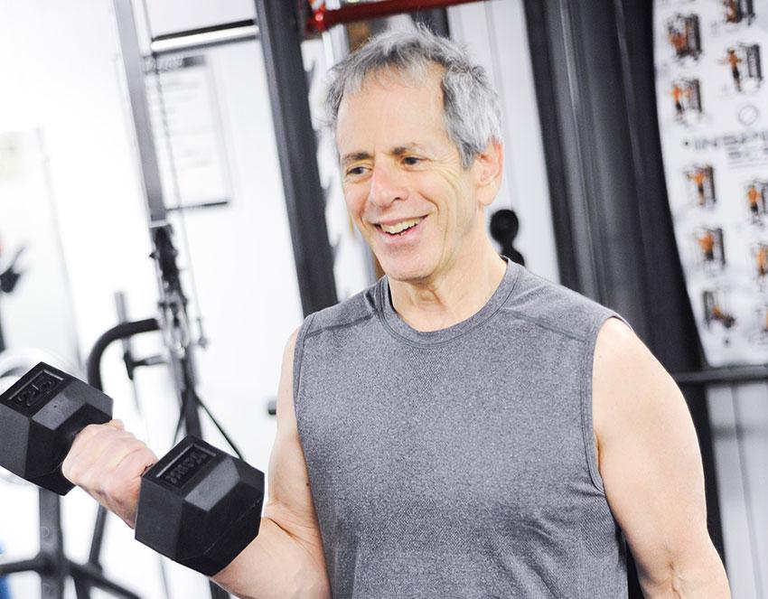 Michael Katz Personal Trainer